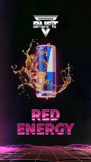 Duft 100гр Red Energy