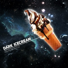 dark side dark ice cream