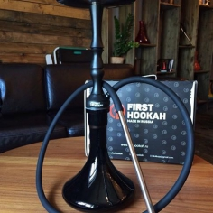First Hookah Black