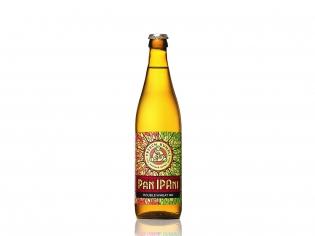 Piwo Trzech Kumpli Pan IPAni Double Wheat IPA