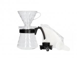 Drip Hario V60 02 Craft Coffee Maker - czarny