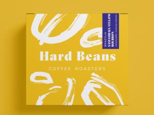 Kawa Hard Beans Brazylia Samambaia Yellow Bourbon 250g