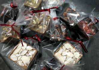 Цукерки в шоколаді bez.сахара