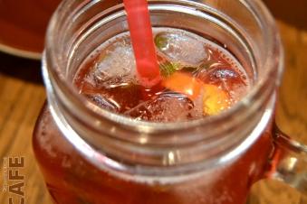Лимонад полуниця 0,4