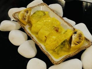 судак у соусі карі