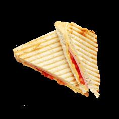 Сендвіч з овочами гриль