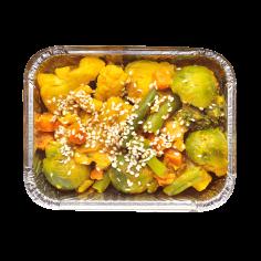 Овочі карі