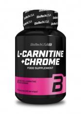 BioTechUSA L-Carnitine + Chrome
