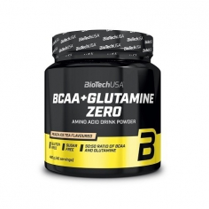 BioTechUSA BCAA+Glutamine Zero (480g)