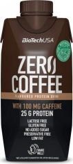 BioTechUSA Zero Coffee (330ml)