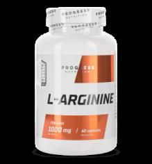 Progress Nutrition L-arginine (60 caps)