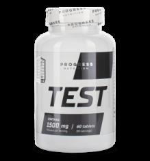 Progress Nutrition TEST 1500 mg