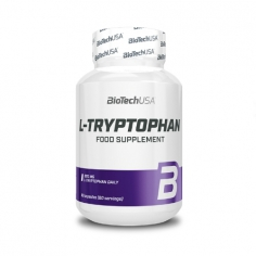 BioTechUSA L-Tryptophan (60 caps)