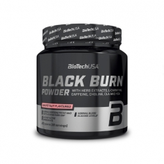BioTechUSA Black Burn (210 g)
