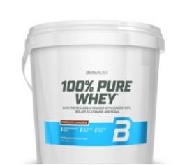 BioTechUSA 100% Pure Whey (4000 гр - 143 порций)