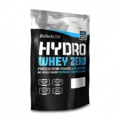 BioTechUSA Hydro Whey Zero (454 гр)