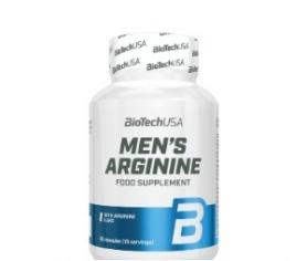 BioTechUSA Men's Argimax (90 капс)