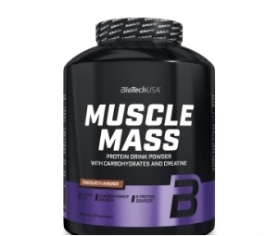 BioTechUSA Muscle Mass (2270 гр)