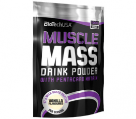 BioTechUSA Muscle Mass (1000 гр)
