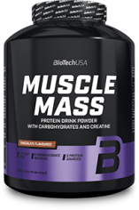 BioTechUSA Muscle Mass (4000 гр)