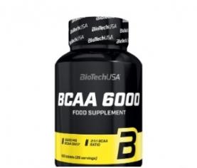 BioTechUSA BCAA 6000 (100 таб)