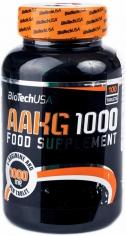 BioTechUSA AAKG 1000 мг - 100 т