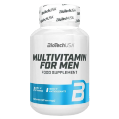 BioTechUSA Multivitamin for Men - 60 т