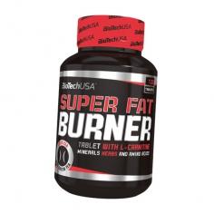BioTechUSA Super Fat Burner - 120 т