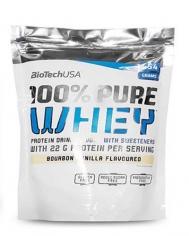 BioTechUSA 100% Pure Whey (454 гр - 16 порций)