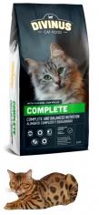 2x Karma dla kota dorosłego CON POLLO 2kg DIVINUS