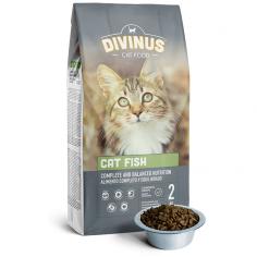 karma dla kota CAT 2kg DIVINUS