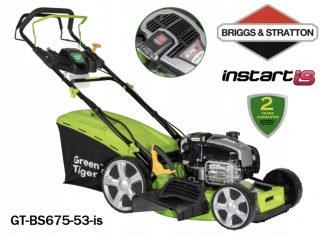 KOSIARKA SPALINOWA GREEN TIGER ELEKTRO START GT-BS675-53-IS