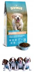 karma DIVINUS puppy dla szczeniat 20kg