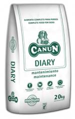 karma Canun Diary 20kg starsze psy lekkostrawna
