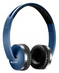 słuchawki bezprzewodowe składane BT CNS-CBTHS2BL