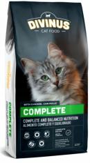 Karma dla kota dorosłego CON POLLO 2kg DIVINUS.