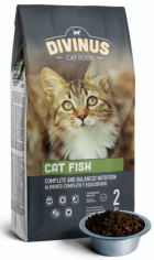 karma dla kota CAT FISH 2kg