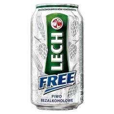 Piwo bezalkoholowe 0.33l