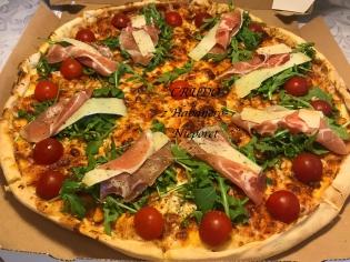 Crudo 40 Pizza