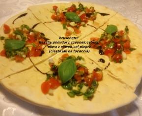 Bruschetta Pomidorowa