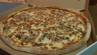 Capriciosa 50 Pizza