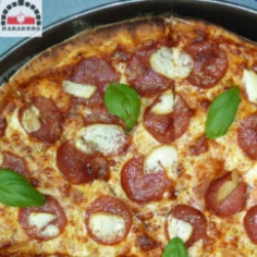 Diavola 40 Pizza