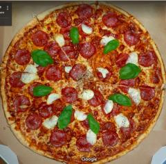 Diavola 50 Pizza 1/2