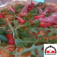 Habanero 50 Pizza