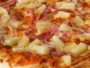 Hawai 40 Pizza 1/2