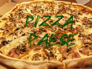Paese 50 Pizza