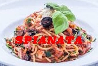 spagetti spianata