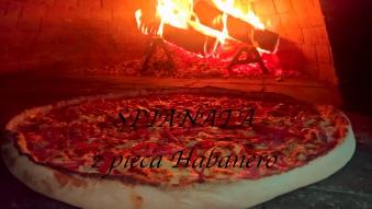 Spianata 50 Pizza