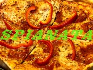 Spianata 30 Pizza