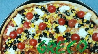 GRECO 40cm pizza